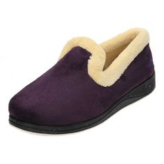 b94466bfe956 Padders Repose EE Wide Fitting Washable Full Slippers - Padders from Jenny-Wren  Footwear UK