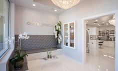 From the moment you walk in the door at Danny Jelaca's Miami-based salon, you know you're in for the ultimate indulgence.