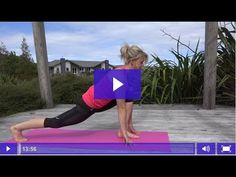 Yoga For Dressage Riders - Flexibility And Flow - YouTube