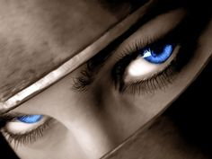 Desktop Wallpaper > Windows 7 > Ninja Eyes windows 7 wallpapers