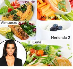 dieta Kim Kardashian