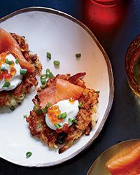 Best-Ever Potato Latkes Recipe on Food & Wine