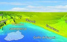 Svelato Il Mistero del Golfo di Napoli Dal Web se ne legge di tutti i colori ma Cosa si nasconde nel mare del Golfo di Napoli? Cos'è il rigonfiamento del fondo marino da poco scoperto davanti al porto di Napoli? Ci sono relazioni con i Ca #meteo #weekend #previsioni #temporali