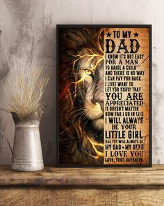 Best Gifts For Dad Great Gifts For Wife, Best Dad Gifts, Perfect Gift For Dad, Love Gifts, Daughter Necklace, Gsm Paper, Mom Birthday Gift, Message Card, Family Love