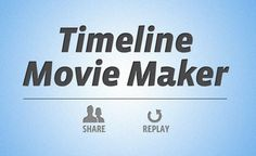 Timeline Movie Maker for Facebook