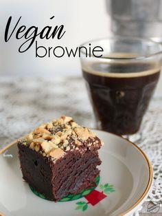Vegán brownie | SweetHome Vegan Brownie, Plant Based, Diet, Baking, Minden, Food, Bakken, Essen, Meals