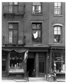 Metropolitan Ave - Williamsburg - Brooklyn, NY 1918