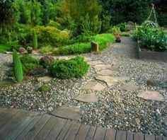 134 Besten Garten Ohne Rasen Bilder Auf Pinterest Backyard Patio