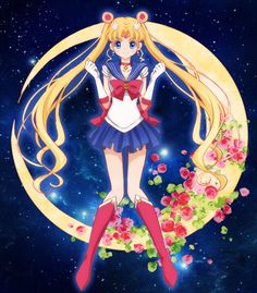 Sailor Moon by Lyra-Kotto.deviantart.com on @deviantART