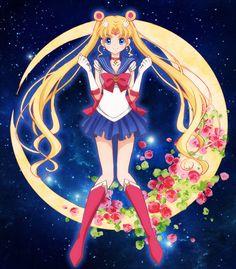 Sailor Moon by Lyra-Kotto.deviantart.com on @DeviantArt