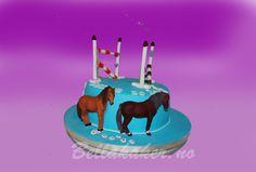 Kake som passer til de fleste med hestedilla :)