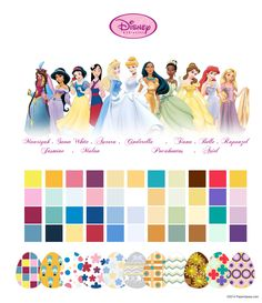 Bow Liciousness On Pinterest Hair Bows Dog Bows And Disney Princess Color Scheme