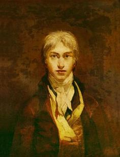 "Turner, William (Joseph Mallord W.)  ""Autoportrait"", v. 1798."