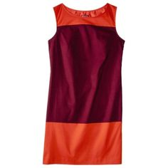 Merona® Women's Dobby Shift Dress - Assorted Colors
