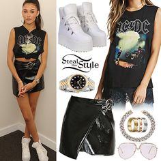 The stunning Madison Beer Madison Beer Style, Madison Beer Outfits, Next Clothes, Everyday Outfits, Her Style, Celebrity Style, Vintage Outfits, Street Style, Fashion Outfits