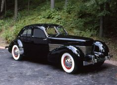 1937 Cord 812 4 door | by carphoto