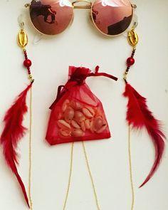 Handmade Accessories, Fashion Accessories, Piercing, Nail Polish Flowers, Beaded Lanyards, Eyeglass Holder, Necklace Holder, Eye Glasses, Eyewear