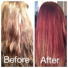 Beautiful before and after #pmshinesxg #pmshines