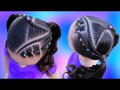 Baby Hair Cut Style, Little Girl Hairstyles, Little Girls, Children, Hair Styles, Beautiful, Beauty, Childrens Hairstyles, Braided Hairstyles For Short Hair