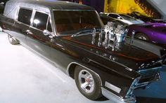 Count the Cars at Count's Kustoms Las Vegas - Counting Cars on the History Channel