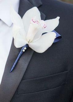 Featured Photographer: Mikkel Paige Photography; wedding boutonniere idea
