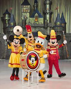 SORTEO: Disney on ice 100 años de magia llega en febrero