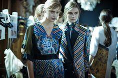 Dazed Digital   Dries Van Noten Womenswear A/W12