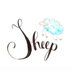 S comme sheep Apprends l'alphabet en jouant : quel par SadlerAlison