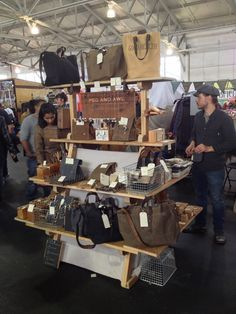 peg and awl - Craft fair display ideas - dear handmade life