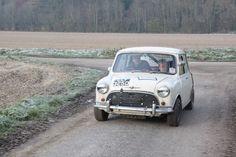 Morris Mini Minor - Beaujolais Rally 2010 - 04