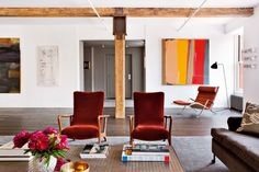 Jaloersmakende loft in Manhattan