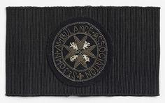 St John Ambulance armband