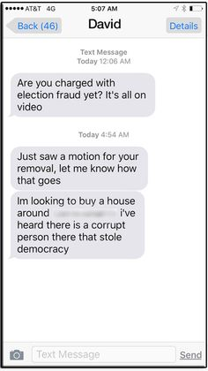 """Pro-Bernie Trolls on Why They Harassed Nevada's Democratic Chair Here's what several men had to say for themselves after threatening Roberta Lange and calling her a """"b-tch""""  Read more: http://www.rollingstone.com/politics/news/pro-bernie-trolls-on-why-they-harassed-nevadas-democratic-chair-20160518#ixzz49bASb8HI Follow us: @rollingstone on Twitter 