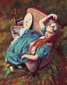 Alice in wonderland v3 by dtr777 on @DeviantArt