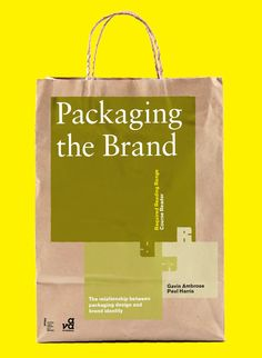 Packaging the Brand - Packaging Design
