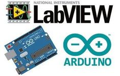 In this article we learn about How to Interface LabVIEW with Arduino Board, make an example program to blink LED, and how to connect LabView code with Arduino board. Arduino Gps, Arduino Modules, Arduino Board, Hobby Electronics, Electronics Projects, Prototype Board, Simple Arduino Projects, Electronic Engineering, Electrical Engineering
