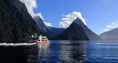 New Zealand Tours // Milford Sound // Bay of Islands - awesomeNZ®