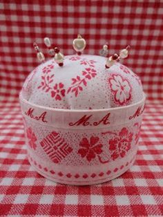 Tutorial for pincushion
