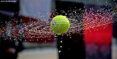 Saturn Planet :D - Fast Shutter Wet Ball :D