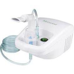 Medisana inhalador EN 500 con boquilla, con el revólver