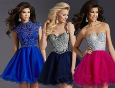 Looking for a #prom #dress? Pick one that will make you stand out from the rest at http://www.promgirl.net/