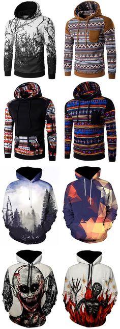 Men's hoodies