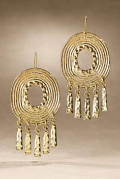 Maya Earrings from Soft Surroundings