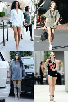California Girls Street Style
