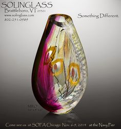 http://solinglass.blogspot.com/Solinglass:@Oprah @sofaexpo http://www.sofaexpo.com/ #SOFAChicago November 6-9, 2014 Please visit Randi Solin In booth 603 with the Maria Elena Kravetz Gallery. Thank you for supporting the Arts!