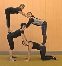 fi - Circus and acrobacy Karate Games, Activity Games, Activities, Cheer Routines, Drama Games, Summer Reading Program, Yoga For Kids, Physical Education, Stunts