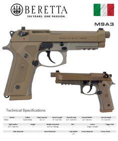 Beretta - M9A3