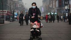 """A debate raged on social media as a restaurant near Shanghai started charging patrons a """"clean air fee,"""" a week after Beijing issued its first-ever """"red alert"""" over air pollution. Climate Change Report, Doctor For Kids, Cities, Toronto Star, Everything Is Awesome, China, Chinese Restaurant, Air Pollution, Ny Times"""
