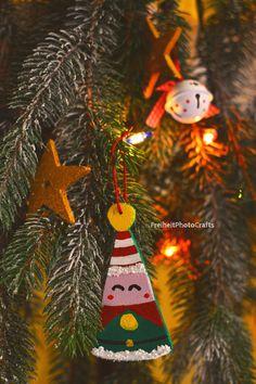 Decorazioni natalizie rustiche Elfi di Babbo Natale/Santa's elves rustic Christmas ornaments.  #etsy #etsyshop #christmas #christmasdecor #decorazioni #ornament #xmas #natale #rustic #handmade #fattoamano #wood #legno #woodworking #homedecor #casa