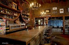 Pappy n Harriets, Pioneer town - Classic bar, classic town
